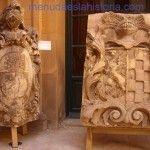 Heráldica en el Museo Arqueológico de Murcia
