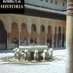 La Alhambra fue construida sobre un palacio anterior