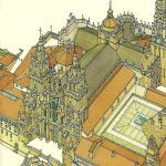 Catacumbas en la Catedral de Santiago de Compostela