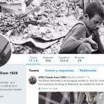 Tuiteando día a día la II Guerra Mundial