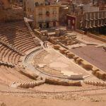 Exposición sobre el Teatro Romano de Cartagena