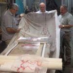 Identifican la lanzada al cadáver que fue envuelto en la Sábana Santa y el Sudario de Oviedo